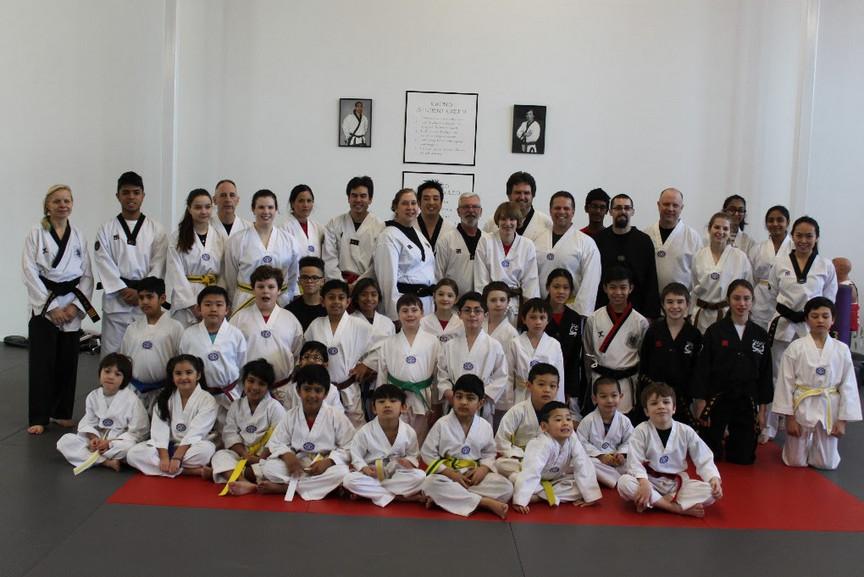 Martial Arts, Taekwondo, Kickboxing, Hapkido, Fitness