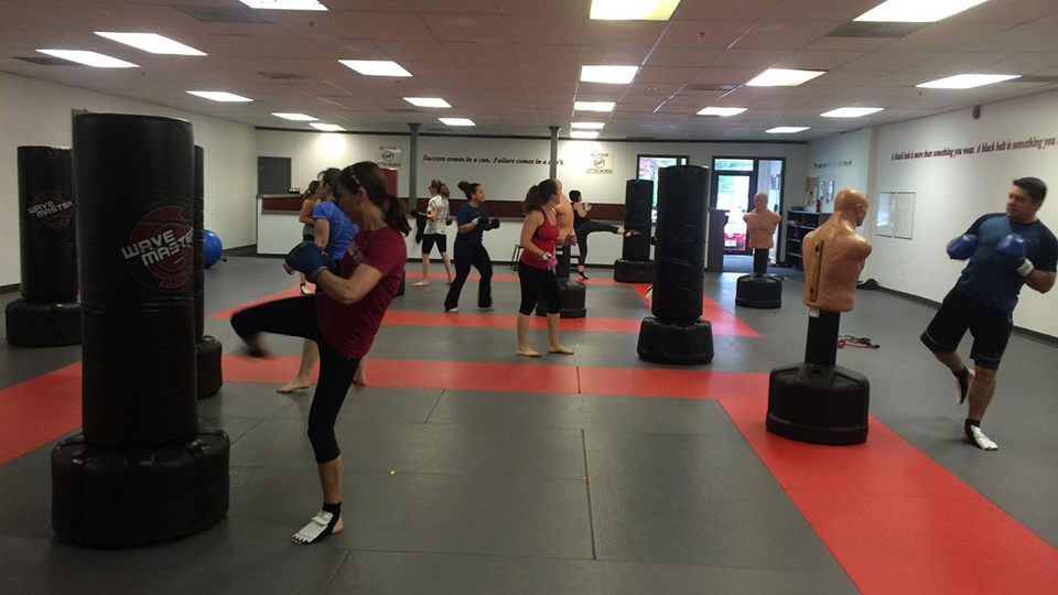 Kickbox and Conditioning